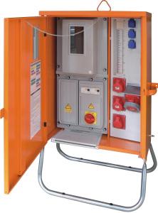 elektro-baustelleneinrichtung